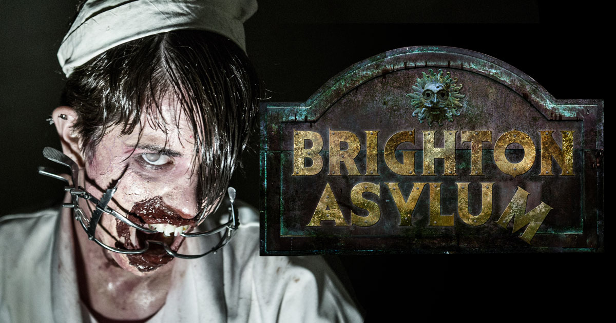 Haunted Attractions In Nj Amp Haunted House Nj Brighton Asylum