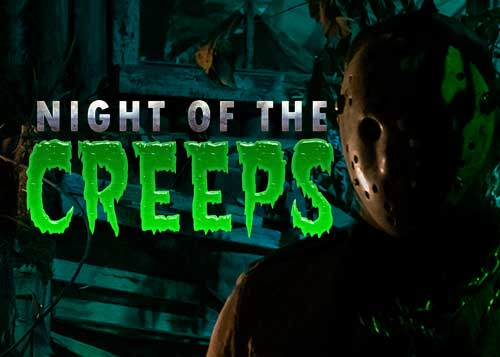 Night of the Creeps in April!